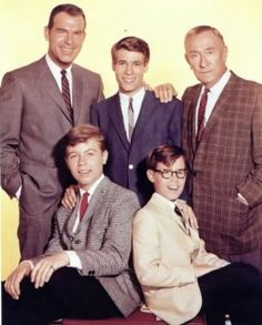 My Three Sons I had a crush on Ernie