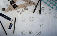 Rò Gioielli || Logo || Sketch