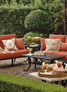 Experience Frontgate Secret Garden.