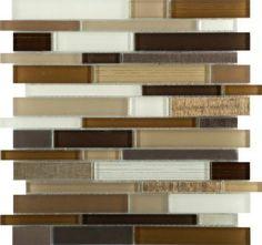 Emser Tile Flash Linear Mosaic Tiles