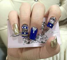 Beauty Nails, Hair Beauty, Opi, Nail Art Designs, Class Ring, Polish, Acrylics, Diana, Kimono
