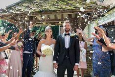 Lauren Bird-Newell and Robert Windebank married at The Elvetham in Hook, Hampshire. Mirror Photo Booth, Elegant Wedding Themes, Wedding Confetti, Bridesmaid Dresses, Wedding Dresses, Hampshire, Real Weddings, Bird, Pictures
