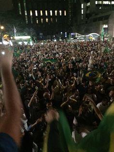 Paulista ferve