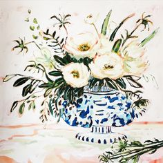 """Garden Goddess"" by Amanda Norman. Floral Art"