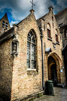 Chapel in Old St. John's Hospital (Oud Sint-Janshospitaal) - Bruges Belgium | Flickr - Photo Sharing!