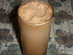 Mocha Frappe. South Beach Diet Friendly