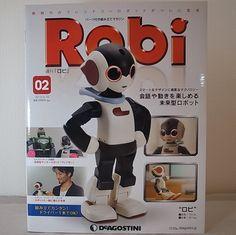 EXCELLENT robot! No.2 Robi @eBay! http://r.ebay.com/rFrTiR #ROBI_DeA #figure #otaku #geek #robot #http://stores.ebay.com/ANIME-SHINONOMEDOU