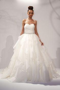 Dennis Basso bridal dresses