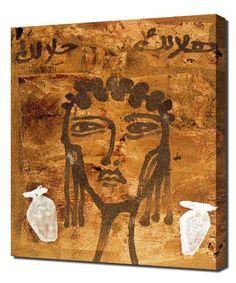 Fathi Hassan - 1 - Canvas Art Print Reproduction Love Canvas http://www.amazon.com/dp/B00IHJ5RB8/ref=cm_sw_r_pi_dp_CDKvub1ZEW9AP