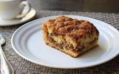 Food Wishes Video Recipes: Pecan Sour Cream Coffee Cake – Now with More Crumb. Baking Recipes, Cake Recipes, Dessert Recipes, Desserts, Dessert Food, Dinner Recipes, Sour Cream Coffee Cake, Coffe Cake, Cream Cake