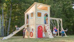Playhouse 8 Outdoor Playhouse | CedarWorks