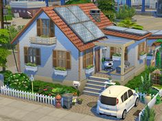Sims House Plans, House Floor Plans, The Sims 4 Lots, Suburban House, Outdoor Retreat, Sims Community, City Living, House In The Woods, House Rooms