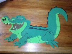 crocodilo - jake e a terra do nunca