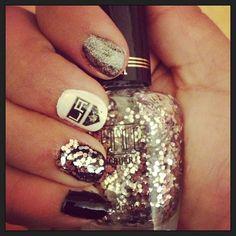 LA KINGS nails