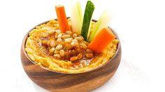 Ideas frescas para los aperitivos veraniegos. Tahini, Fresco, Hummus, Malaga, Acai Bowl, Cooking, Breakfast, Ethnic Recipes, Spain
