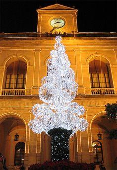 Christmas in Seville, Spain