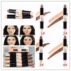 Makeup Highlight Pencil Cosmetics Wonderstick Contour Stick Brighten Skin Tools