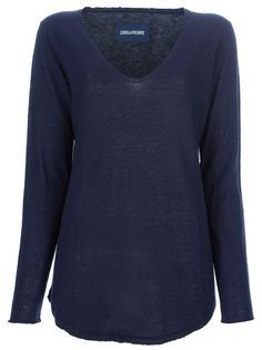 $270.01 ZADIG and VOLTAIRE 'Lizzy' Sweater