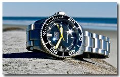Scurfa Diver One: Stainless Steel II on the beach - Page 5