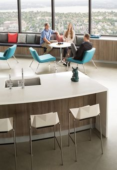 Unispace Offices – Seattle office design for their company's operations in Seattle, Washington.