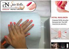 Piu Bella Nails - Verniz Gel, sem quimicos, protecção total, by ProNails Bellisima, Nail