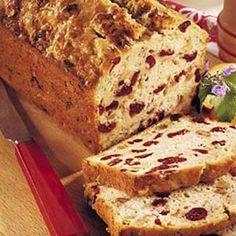 Cranberry Banana Bread Recipe from FarmerOwned.com