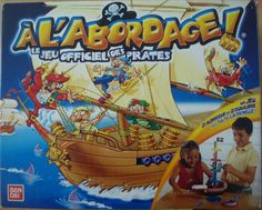 À l'abordage: Jeu officiel des pirates