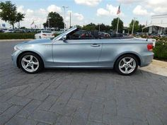 2012 BMW 1 Series 128i light blue $28,991