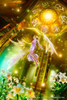Evangel - by LittleBit SHU - Coll: SHU's Art Works - Décembre 2005