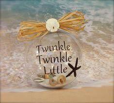 Nautical Ornament Beach Decor Beach Christmas by SimplySeasonals, $12.00