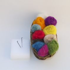 needle felting kit $21