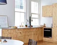 Remodeling 101: The Ins and Outs of Plywood: Remodelista Finding formaldehyde-free plywood