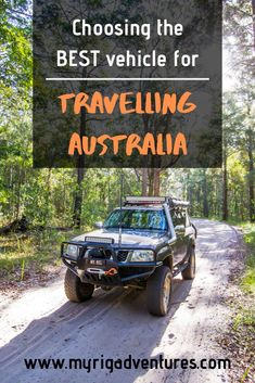 Choosing the right vehicle to travel Australia in is not such an easy task. In fact it took us months to figure it out. Then came the task of actually finding that right vehicle within out budget. Here's how we came to the conclusion. Roadtrip Australia, Old Facebook, Nissan Patrol, Travel Tips, Travel Essentials, Road Trip Hacks, Water Activities, What To Pack, Tasmania