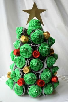 11 Creative Ways to Make Christmas Tree Desserts