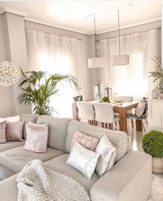 These 4 Living Room Trends for 2019 – Modells. Living Room Decor Cozy, Living Room Interior, Home Living Room, Home Interior Design, Living Room Designs, Living Spaces, Living Room Inspiration, Home Decor Inspiration, Design Inspiration