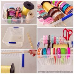 Get organized with these tips and tricks.