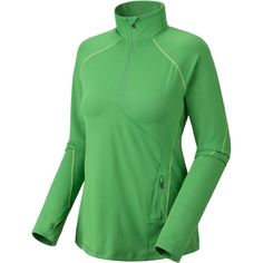 Mountain Hardwear Butter Zippity Shirt - Long-Sleeve - Women's