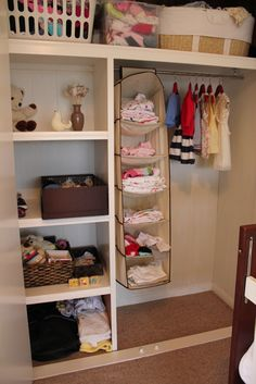 kid closet - for heather