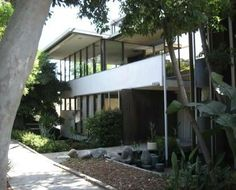 Neutra VDL Studio and Residences, Los Angeles, California