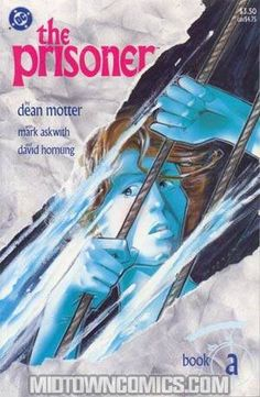 Number Six returns in this four issues based on the cult classic; #Prisoner back issues, just added!