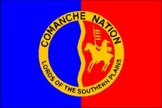 Comanche Indian Nation USA