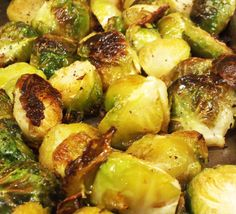 Garlic & Butter Brussle Sprouts