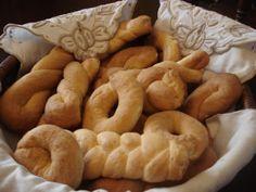 Receitas ao Desafio: Roscas ou Rosquilhas da minha Avó