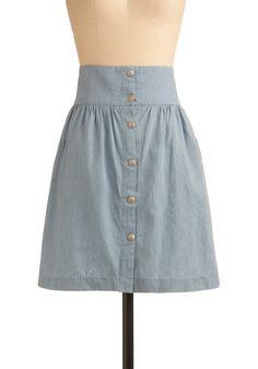 friend crush skirt- modcloth