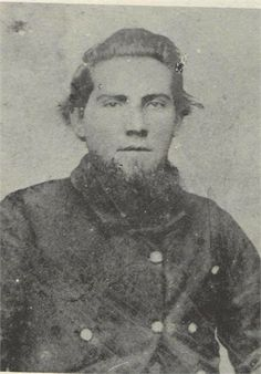Rufus Deal (1838-1864), Co. A, 22nd Regiment North Carolina infantry, killed in the battle of Cold Harbor