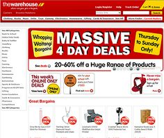 Custom eCommerce design and web development using Magento, oscommerce, WordPress and Php by Auckland based company TechIdea, New Zealand - call now Website Sample, Ecommerce Website Design, Web Development, Warehouse, Magazine, Barn, Storage, Container Homes