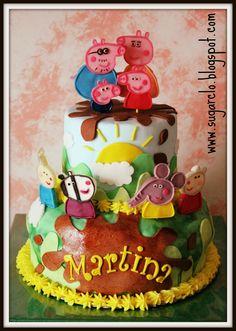 Peppa Pig per Martina!
