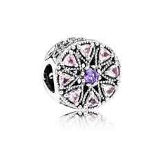 PANDORA | Shimmering Medallion, Multi-Colored CZ