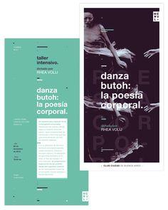 Sistema de Identidad - Festival (2) by Lucía Ladreche, via Behance