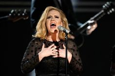 What throat surgery? Adele BROUGHT DOWN THE HOUSE with her performance tonight at the 2012 Grammys.